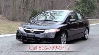 Weathers Motors Video Test Drive: 2010 Honda Civic LX Sedan