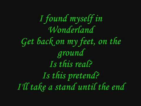 Avril lavigne spongebob squarepants theme song lyrics