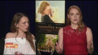 Nonton The Zookeeper's Wife Film Subtitle Indonesia Streaming Movie Download