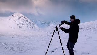 Winter Photography in Scotland