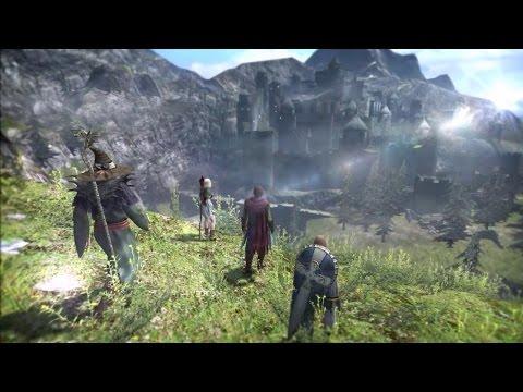 Dragon's Dogma Online Japanese Trailer 3
