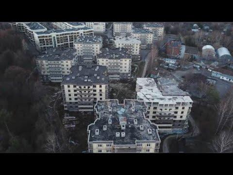 Ρωσία: Οι άστεγοι της Μπαλασίχα