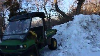 7. Cold Start John Deere Gator HPX Diesel (2006)