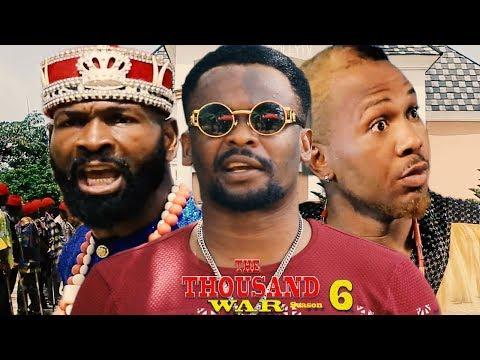 A Thousand War Season 8 - Sylvester Madu|Zubby Micheal 2019 Latest Nigerian Nollywood Movie