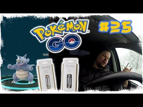 POKEMON GO #25 - OHO!! - JALAKAN VOITTAJAT!