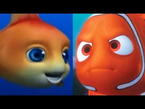 9 Ridiculous Pixar Ripoffs (feat. RebelTaxi) | blameitonjorge