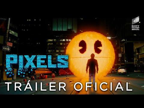 PIXELS. Tráiler Oficial HD en español. Ya en cines.