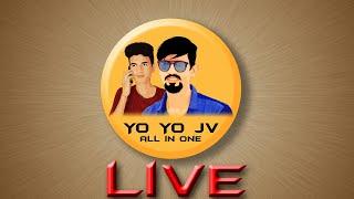 Insta - yoyo_jv Fb - Jv Ki Vine Mail Id - itzyourjv@gmail.com.