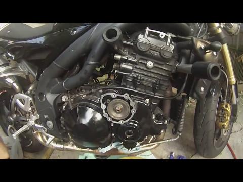 Triumph Speed Triple Sprag Clutch Fix