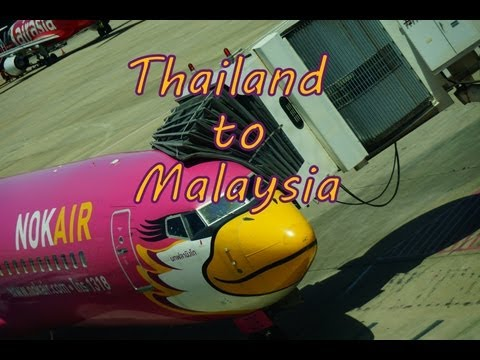VIDEO: Border Crossing from Thailand to Malaysia