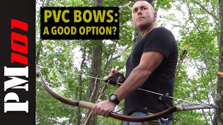 Video PVC Bows: A Good Survival/Budget Option? - Preparedmind101 MP3, 3GP, MP4, WEBM, AVI, FLV Juni 2019