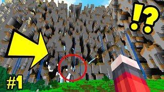 NON SUPERARE IL LIMITE DEL MONDO DI MINECRAFT - Ai confini di Minecraft #1