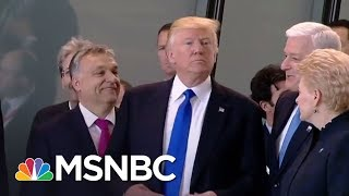 Are World Leaders Laughing At Donald Trump?