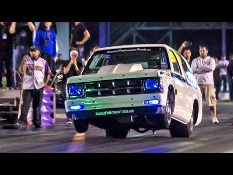 Blazer packs 1300 horsepower