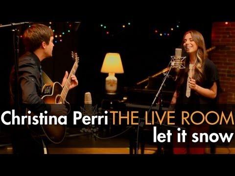 Christina Perri - Let in Snow lyrics