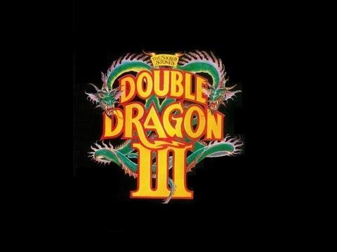 Double Dragon III : The Sacred Stones Megadrive
