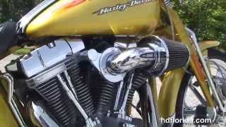 7. 2007 Harley Davidson CVO Softail Springer  - Used Motorcycles for sale