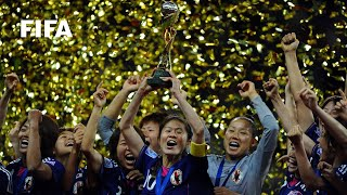Video Emotional Japan stun USA in World Cup final MP3, 3GP, MP4, WEBM, AVI, FLV Januari 2019