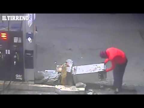 ladri in azione