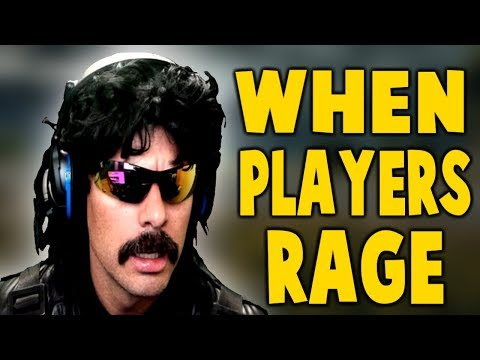 PUBG - WHEN PLAYERS RAGE