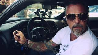 Richard Rawlings And His 2015 Dodge Challenger - Gumball 3000 2014 - Team Betsafe