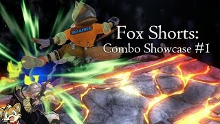 【SSB4】 Fox Shorts: Combo Showcase  1