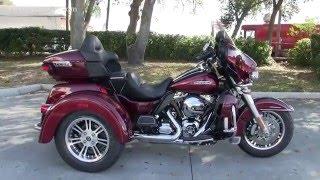 8. 2016 Trike Harley Davidson Triglide Ultra