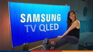 La Nueva Tv De Samsung!! Lo MEJOR y PEOR de su QLED