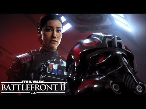Star Wars Battlefront 2 Single Player Trailer (видео)