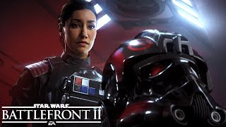 Watch the spectacular Star Wars Battlefront 2 Single Player Trailer