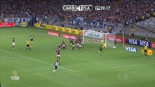 Gols do jogo Atlético-MG 4 x 1 Flamengo 60fps - 2ª Semifinal Copa do Brasil 2014 - 05/11/2014.