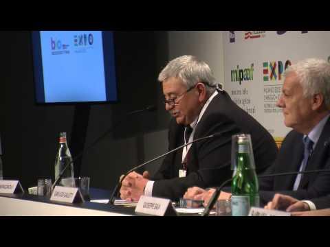 BolognaFiere-Expo 2015: presentato il Biodiversity Park