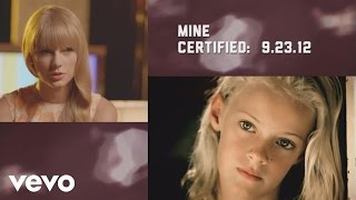 #VEVOCertified, Pt. 6: Mine (Taylor Commentary)