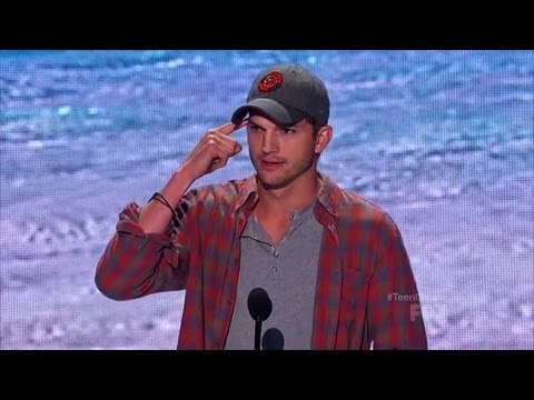 kutcher - (High Quality) Encouraging words from an unlikely source. Someone in Hollywood finally telling our kids (and whoever else is listening) 3 keys: building a li...