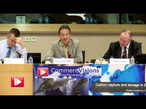 Carbon capture and storage in Europe: progress and prospects [LIVE DEBATE PART 1]