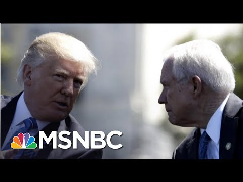 What President Donald Trump Risks If He Fires Jeff Sessions | Morning Joe | MSNBC