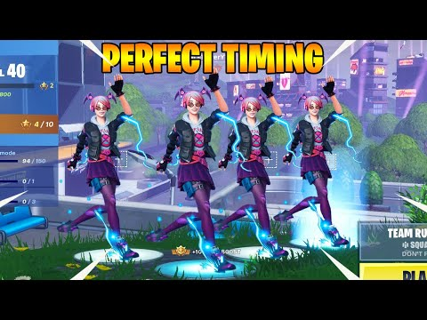 FORTNITE PERFECT TIMING Best Moments #14