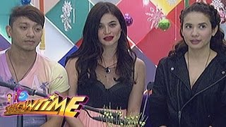 Video It's Showtime: Big Brother invites Anne, Jhong and Karylle to the PBB house MP3, 3GP, MP4, WEBM, AVI, FLV Januari 2019