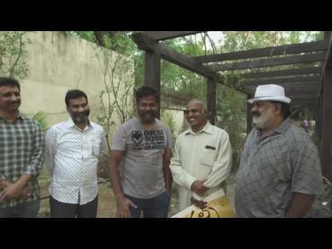 Gulf Movie Logo Launched by Sukumar