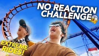 Video EXTREME RIDES NO REACTION CHALLENGE!!! | Ranz and Niana MP3, 3GP, MP4, WEBM, AVI, FLV November 2018