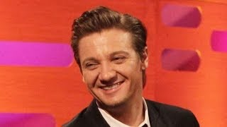 JEREMY RENNER's Viagra Disaster! (The Graham Norton Show)