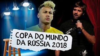 Fábio Rabin - Copa do Mundo da Rússia 2018