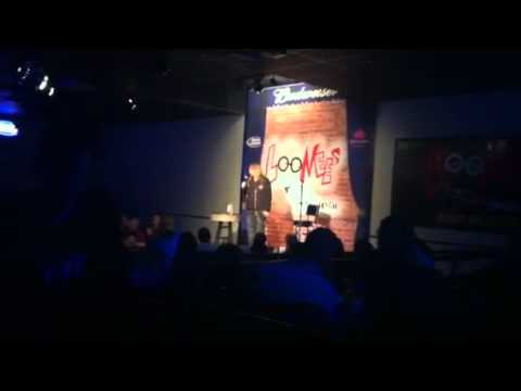Steve McGrew Comedy 11-12-11