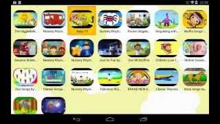 Kids Songs (English) YouTube video