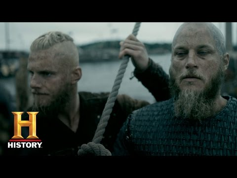 Vikings: The Battle Begins - Season 4 Episode 10 Sneak Peek | History