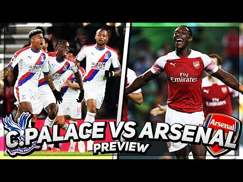 Crystal Palace Vs Arsenal Preview | The Quiet Revolution Continues!
