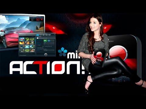 Быстро и легко настроить Mirillis Action для записи игр на слабом ПК
