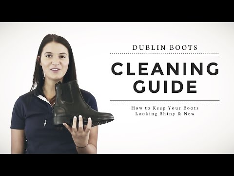 Dublin Foundation Jodhpur Boots Product Video