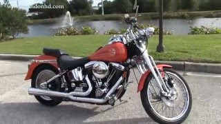 7. Used 1993 Harley Davidson FXSTS Softail Springer