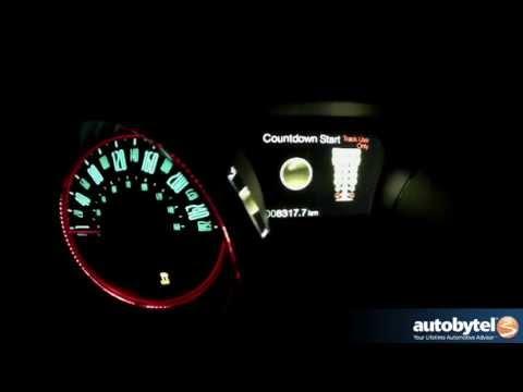 2013 Ford Mustang 5.0 0-60 MPH Run